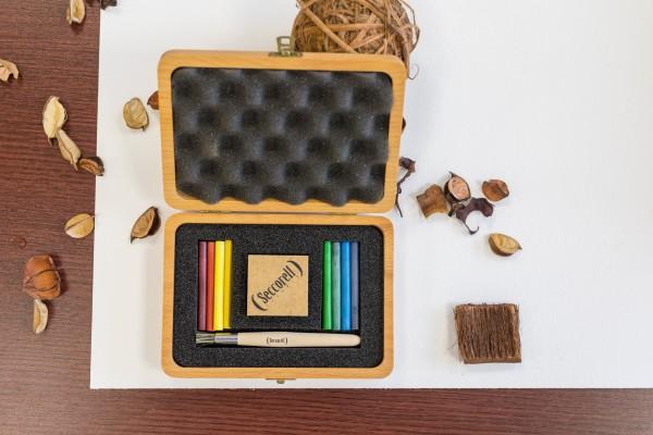 Seccorell Grundmalbox (Holz)