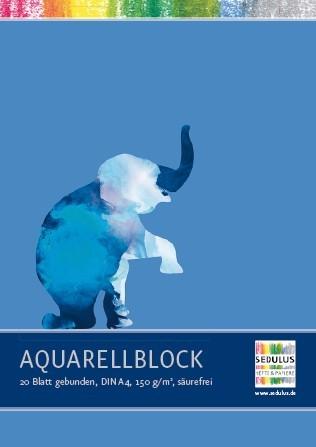 Aquarellblock