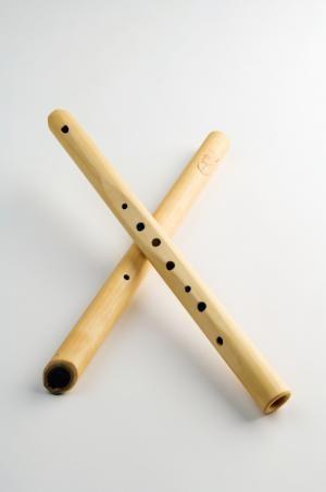 Octa-Diatonische C-Flöte