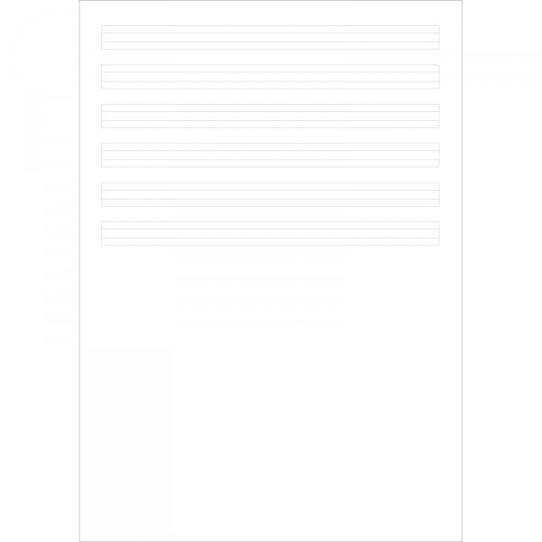 Heft zum Schreiben und Malen SHSM