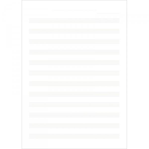 32 Einzelblätter NH8 A4