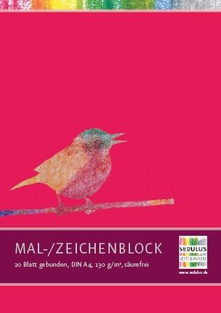 Mal- / Zeichenblock
